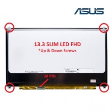 "13.3"" Slim LCD / LED (30pin) Compatible For Asus ZenBook UX31 UX31a UX32 UX32vd N133HSE-EA3"